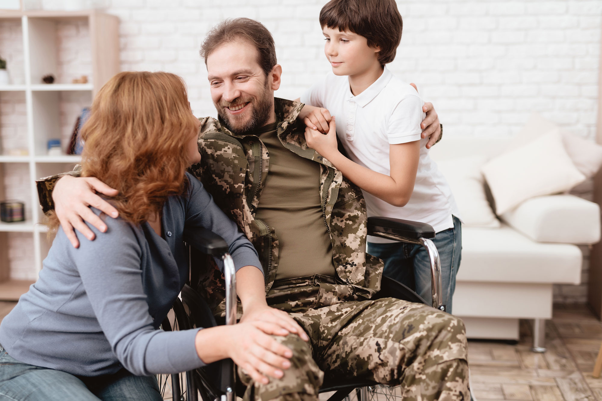 Intensive Outpatient Program for Veterans