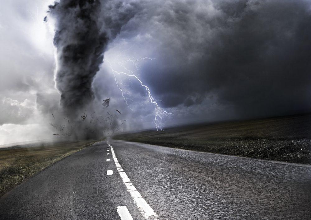 PTSD and Veterans natural disaster can cause PTSD