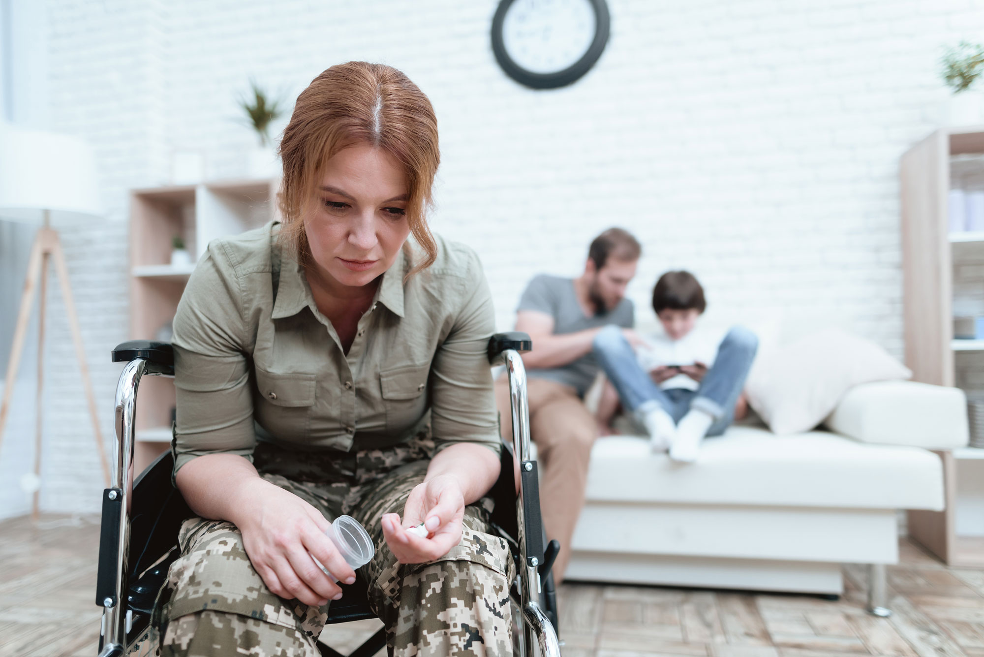 Drug and Alcohol Detox for Veterans