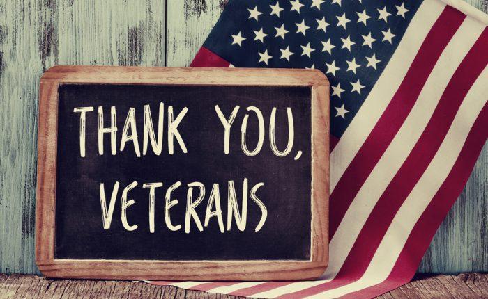 Veterans Day November 11th
