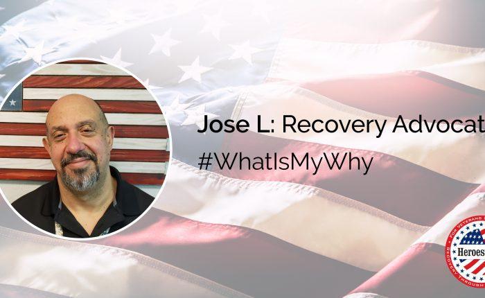 Jose recovery advocate