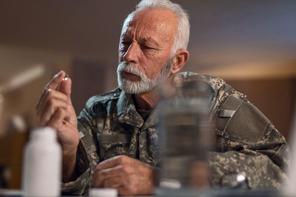 veteran opioid treatment center