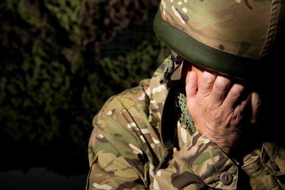 veterans facing PTSD