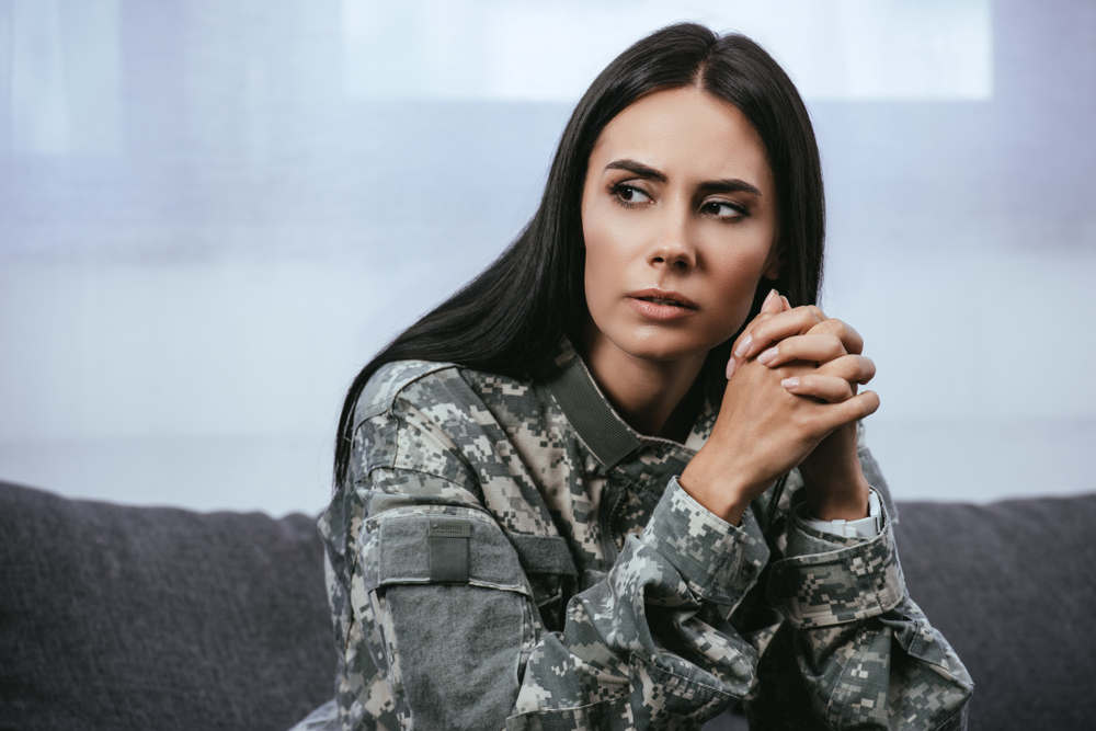 PTSD and addiction for veterans