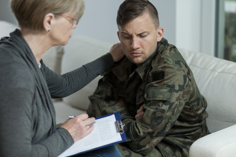 veteran drug rehab