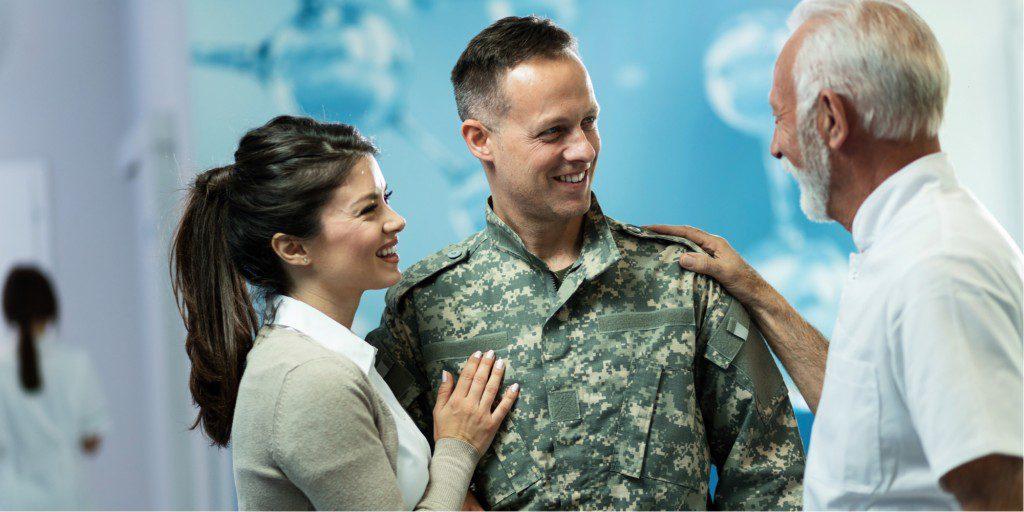 military alcohol rehab