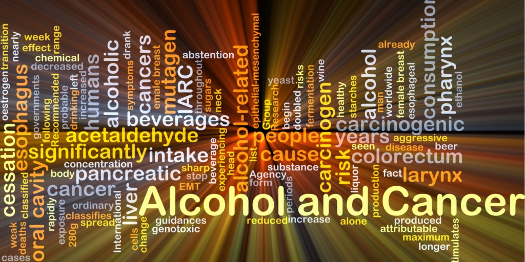 does alcohol cause cancer