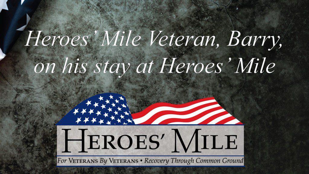 Heroes Mile – Barry