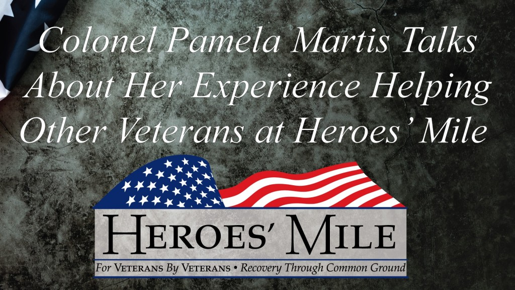 Heroes Mile – Colonel Martis